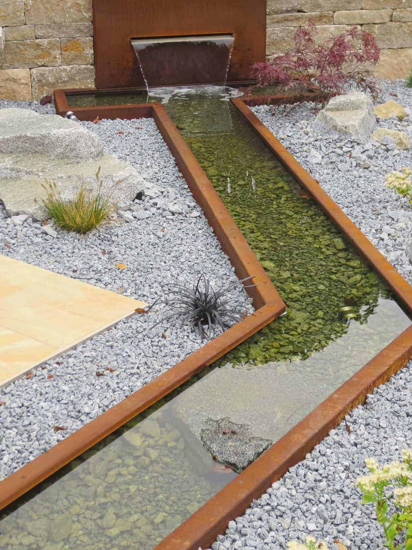 Wasser im Garten & Wasserspiele | Bullinger Gartengestaltung