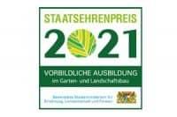 Logo Staatsehrenpreis2021